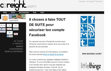 http://coreight.com/content/5-choses-a-faire-pour-securiser-compte-facebook