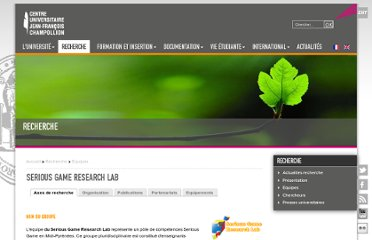 http://www.univ-jfc.fr/equipesrecherche/serious-game-research-lab