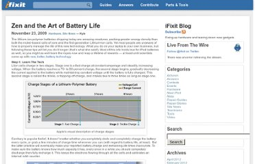 http://www.ifixit.com/blog/2009/11/23/zen-and-the-art-of-battery-life/