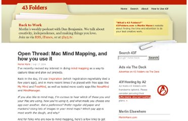 http://www.43folders.com/2006/09/17/mac-mind-mapping