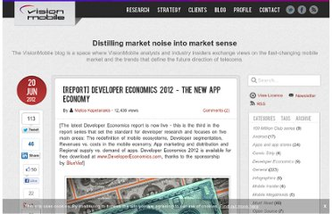 http://www.visionmobile.com/blog/2012/06/report-developer-economics-2012-the-new-app-economy/