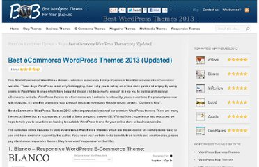 http://bestwordpressbusinessthemes.com/10-best-ecommerce-wordpress-themes-2012-june/