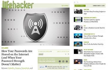 http://lifehacker.com/5919918/how-your-passwords-are-stored-on-the-internet-and-when-your-password-strength-doesnt-matter