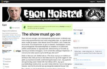 http://egon.origo.no/-/bulletin/show/738772_the-show-must-go-on?ref=mst