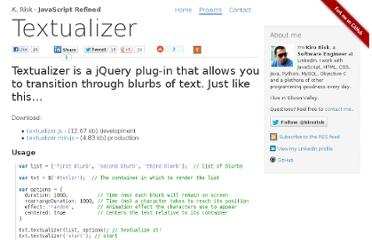 http://kiro.me/projects/textualizer.html