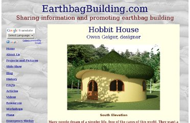 http://www.earthbagbuilding.com/plans/hobbithouse.htm