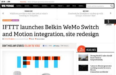 http://www.theverge.com/2012/6/20/3101746/ifttt-website-redesign-belkin-wemo-switch-motion
