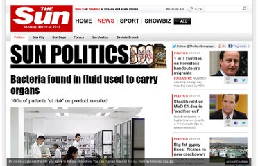 http://www.thesun.co.uk/sol/homepage/news/politics/4228202/Bacteria-found-in-fluid-used-to-carry-transplant-organs.html
