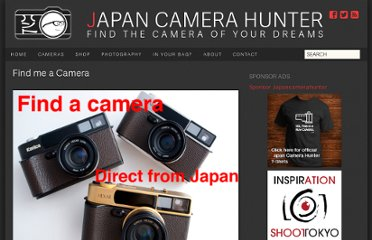 http://japancamerahunter.com/find-a-camera-in-japan/