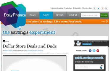 http://www.dailyfinance.com/2012/06/12/dollar-store-deals-and-duds-savings-experiment/