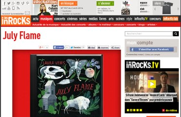 http://www.lesinrocks.com/musique/critique-album/july-flame/