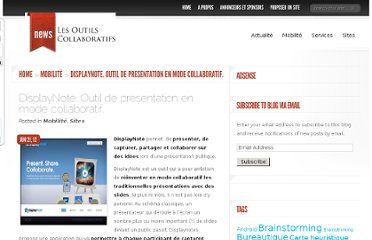 http://outilscollaboratifs.com/2012/06/displaynote-outil-de-presentation-en-mode-collaboratif/