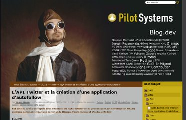 http://blog.pilotsystems.net/2011/mai/lapi-twitter-et-la-creation-dune-application-dautofollow