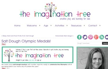 http://www.theimaginationtree.com/2012/04/salt-dough-olympic-medals.html