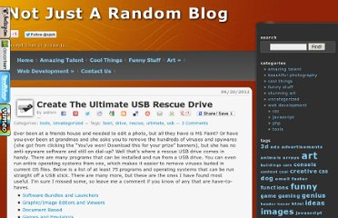 http://njarb.com/2012/06/create-the-ultimate-usb-rescue-drive/