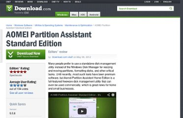 http://download.cnet.com/Aomei-Partition-Assistant-Home-Edition/3000-18512_4-75118871.html