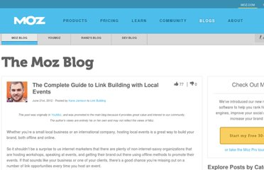 http://www.seomoz.org/blog/the-complete-guide-to-link-building-with-local-events