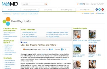 http://pets.webmd.com/cats/guide/litter-box-training-cats-kittens