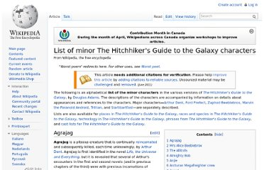 http://en.wikipedia.org/wiki/List_of_minor_The_Hitchhiker%27s_Guide_to_the_Galaxy_characters#Googleplex_Star_Thinker