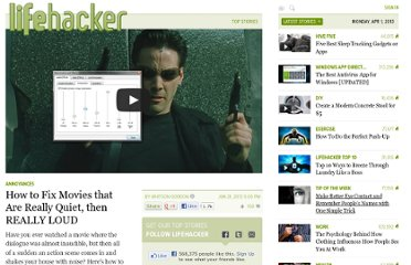 http://lifehacker.com/5920290/how-to-fix-movies-that-are-really-quiet-then-really-loud