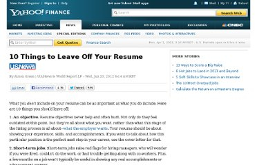 http://finance.yahoo.com/news/10-things-leave-off-resume-131401267.html