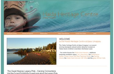 http://www.haidaheritagecentre.com/index.html#