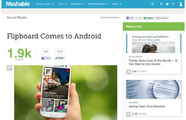 http://mashable.com/2012/06/22/flipboard-comes-to-android/