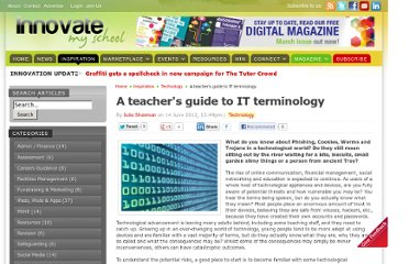 http://www.innovatemyschool.com/industry-expert-articles/item/243-a-teachers-guide-to-it-terminology.html