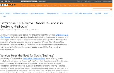 http://www.cmswire.com/cms/social-business/enterprise-20-review-social-business-is-evolving-e2conf-016220.php