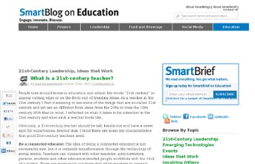 http://smartblogs.com/education/2012/06/22/what-21st-century-teacher/