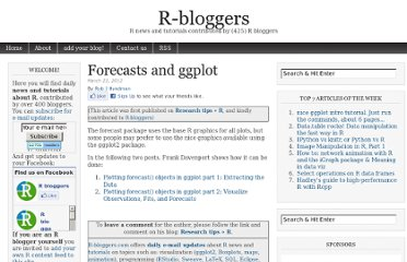 http://www.r-bloggers.com/forecasts-and-ggplot/