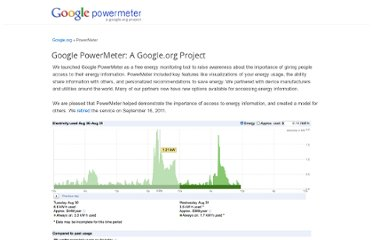 http://www.google.com/powermeter/about/index.html