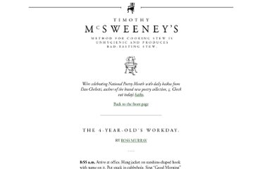 http://www.mcsweeneys.net/articles/the-4-year-olds-workday