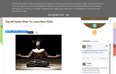 http://tolzoh.blogspot.com/2012/06/top-40-useful-sites-to-learn-new-skills.html