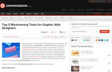 http://www.graphicdesign.com/article/5-wireframing-tools-web-designers/
