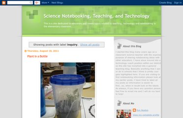 http://sciencenotebooking.blogspot.com/search/label/inquiry