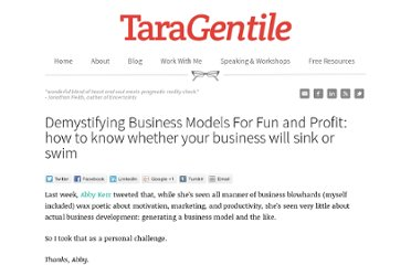 http://www.taragentile.com/business-models/