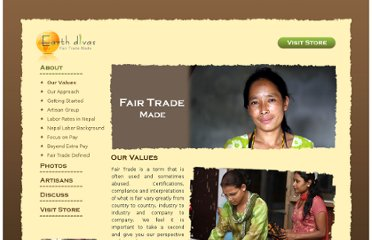 http://www.earthdivas.com/fairtrade/our-values.html