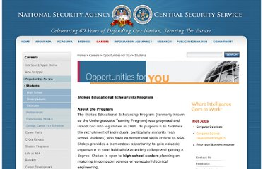 http://www.nsa.gov/careers/opportunities_4_u/students/stokes.shtml