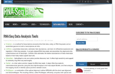http://www.rna-seqblog.com/data-analysis/rna-seq-data-analysis-tools/