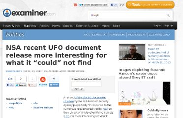 http://www.examiner.com/article/nsa-recent-ufo-document-release-more-interesting-for-what-it-could-not-find