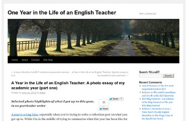 http://www.yearinthelifeofanenglishteacher.com/2012/06/a-year-in-the-life-of-an-english-teacher-a-photo-essay-of-my-academic-year-part-one/