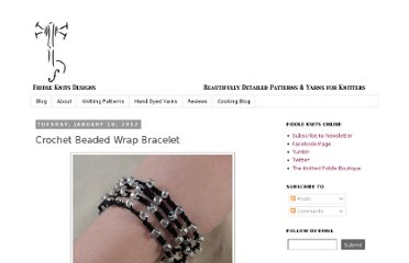 http://fiddleknits.blogspot.com/2012/01/crochet-beaded-wrap-bracelet.html