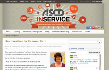 http://inservice.ascd.org/teaching/five-questions-for-common-core/