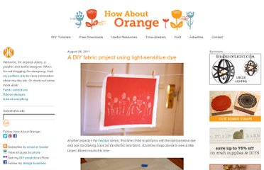 http://howaboutorange.blogspot.com/2011/08/diy-fabric-project-using-light.html