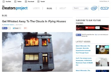 http://thecreatorsproject.com/blog/get-whisked-away-to-the-clouds-in-iflying-housesi
