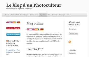 http://photoculteur.wordpress.com/magazines-online/