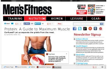 http://www.mensfitness.com/nutrition/what-to-eat/protein-guide-maximum-muscle
