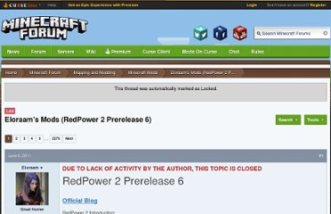 http://www.minecraftforum.net/topic/365357-125-eloraams-mods-redpower-2-prerelease-5b2/