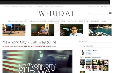 http://www.whudat.de/new-york-city-subway-clip/